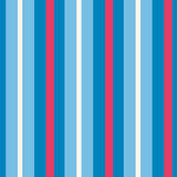 Striped seamless pattern. Stock Photos