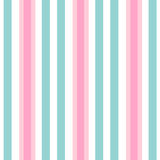 Striped seamless pattern. Colorful line vector background. Pastel tones of vertical stripes Royalty Free Stock Photos