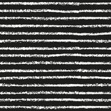 Striped seamless pattern Stock Image