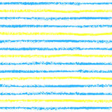 Striped seamless pattern Stock Photography