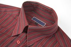 Striped shirt royalty free stock photography