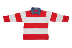 Striped shirt Stock Images