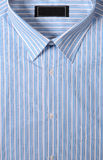 Striped shirt detail Royalty Free Stock Image