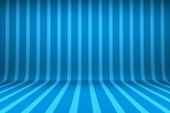 Striped studio background Stock Image