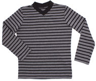 Striped sweater for children Royalty Free Stock Image