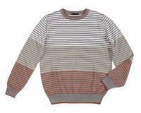 Striped sweater Stock Photo