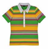 Striped t-shirt Royalty Free Stock Photos