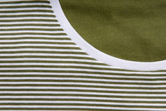 Striped T-shirt Royalty Free Stock Photos