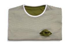 Striped T-shirt Stock Image