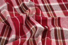 Tablecloth background Royalty Free Stock Images