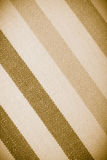 Striped textile as background or texture Stock Images