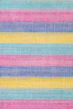 Striped textile background Royalty Free Stock Images