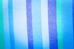 Striped textile background Stock Image