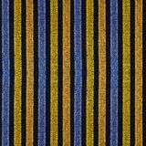 Striped textile fabric material texture background Stock Photo