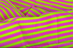 Striped textile Royalty Free Stock Images