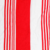 Striped textile texture Stock Images