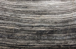 Striped texture of big stone Royalty Free Stock Image