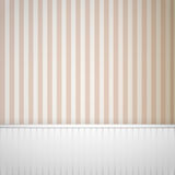 Striped texture wall Royalty Free Stock Photo