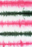 Striped tie dye pattern abstract background. Stock Photos