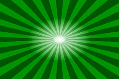 Striped vector green background Royalty Free Stock Photos