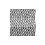 Striped vector sheet of paper. Royalty Free Stock Photo