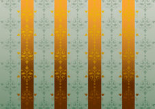 Striped wallpaper background Royalty Free Stock Photography