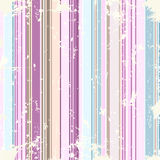 Striped wallpaper grunge background. Vector Stock Image