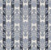 Striped wallpaper pattern royalty free illustration