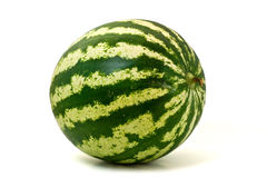 Free Striped Watermelon Royalty Free Stock Photography - 3015107
