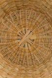 Striped wicker baskets Stock Photo