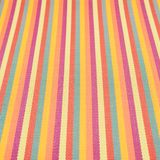 Striped wicker mat fragment Royalty Free Stock Photography