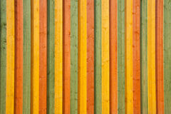 Striped wood background Stock Images