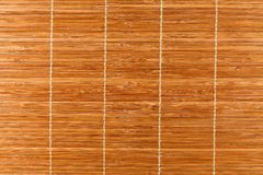 Striped wooden background Stock Images