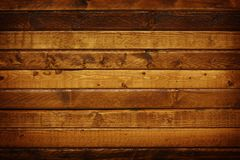 Striped wooden background. Or texture Royalty Free Stock Photos