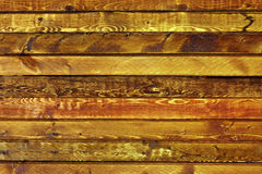 Striped wooden background Royalty Free Stock Photos