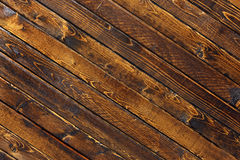 Striped wooden background Stock Photo