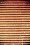 Striped wooden surface as background texture Stock Image