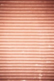Striped wooden surface as background texture Stock Images