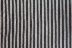Striped wool fabric Royalty Free Stock Photography
