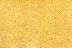 Striped yellow background Royalty Free Stock Photography