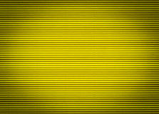 Striped yellow paper background Royalty Free Stock Photography