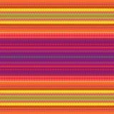 Striper horizontal da cor do fundo Ilustração Stock