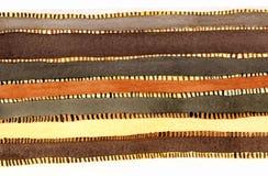 Stripes предпосылка акварели Стоковые Изображения RF