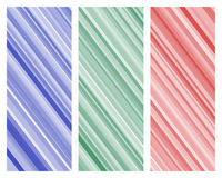 Stripes. Striped RGB background divided frame Royalty Free Stock Photography