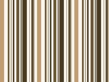 Stripes background - beige/ brown Stock Photos