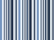 Stripes Background - Blue / Turquoise Stock Image