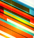 Stripes background. Creative bright diagonal stripes background. EPS10 vector background Stock Photos