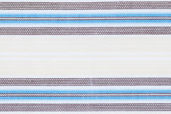 Stripes cloth pattern close up Royalty Free Stock Images