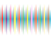 Stripes colorful Royalty Free Stock Photography