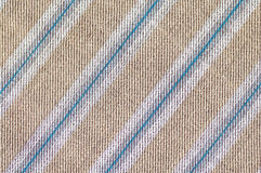 Stripes fabric texture close up stock image